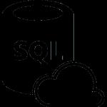 Sql Azure Logo Azure SQL or SQ...