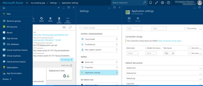 AzureWebApp_ConnectionStrings
