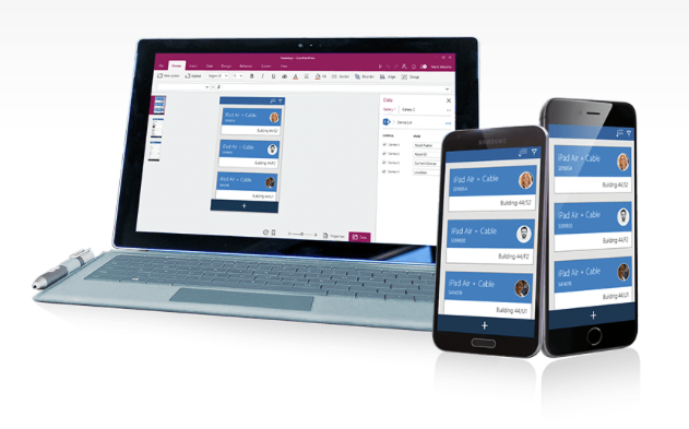 PowerApps-Devices