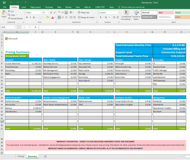 AzureCostEstimator_Excel_001