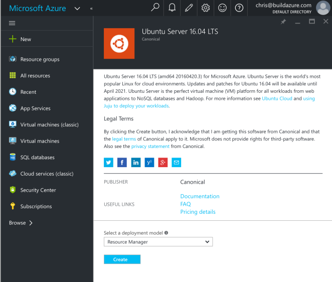 AzureMarketplaceUbuntu1604LTS