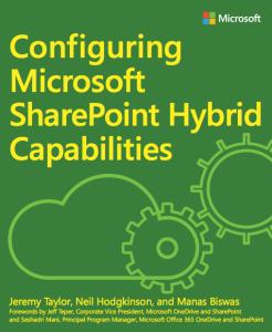 FreeEBookConfiguringMSSharePointHybridCapabilities
