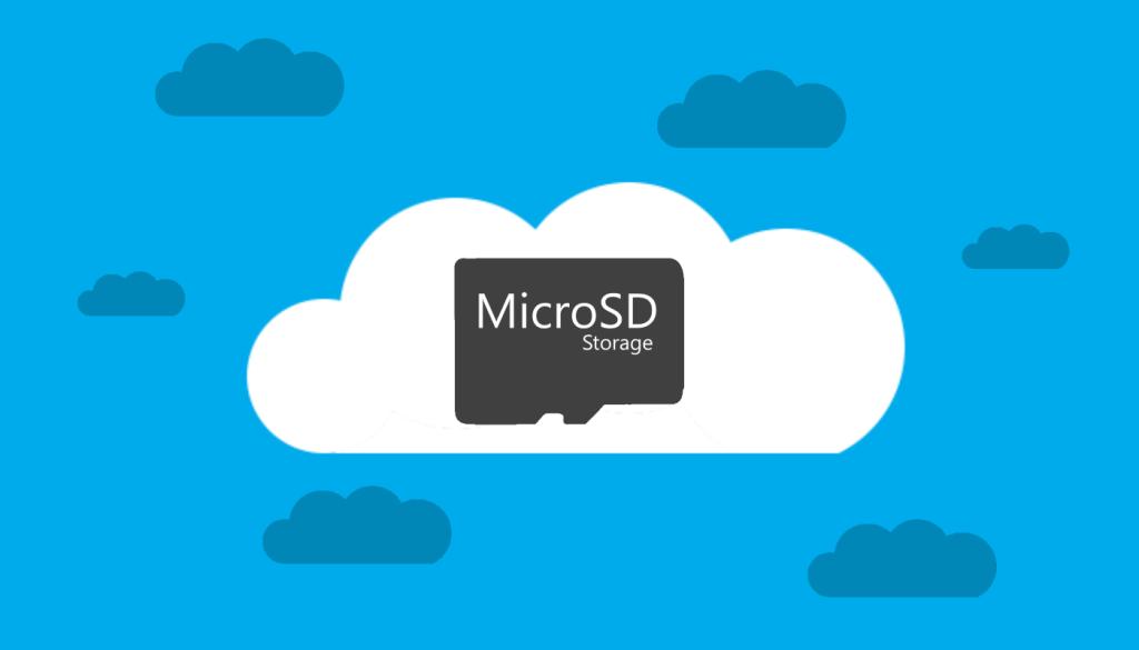 Clouds_MicroSD