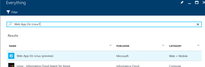 Deploy Docker Containers to Azure Web Apps on Linux